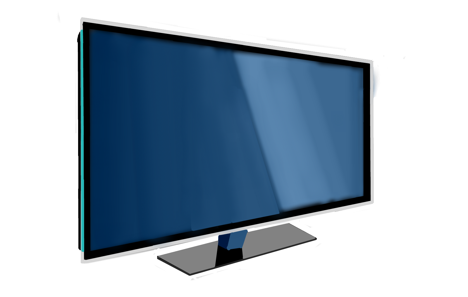 We recycle or remove TV's and other electronics.