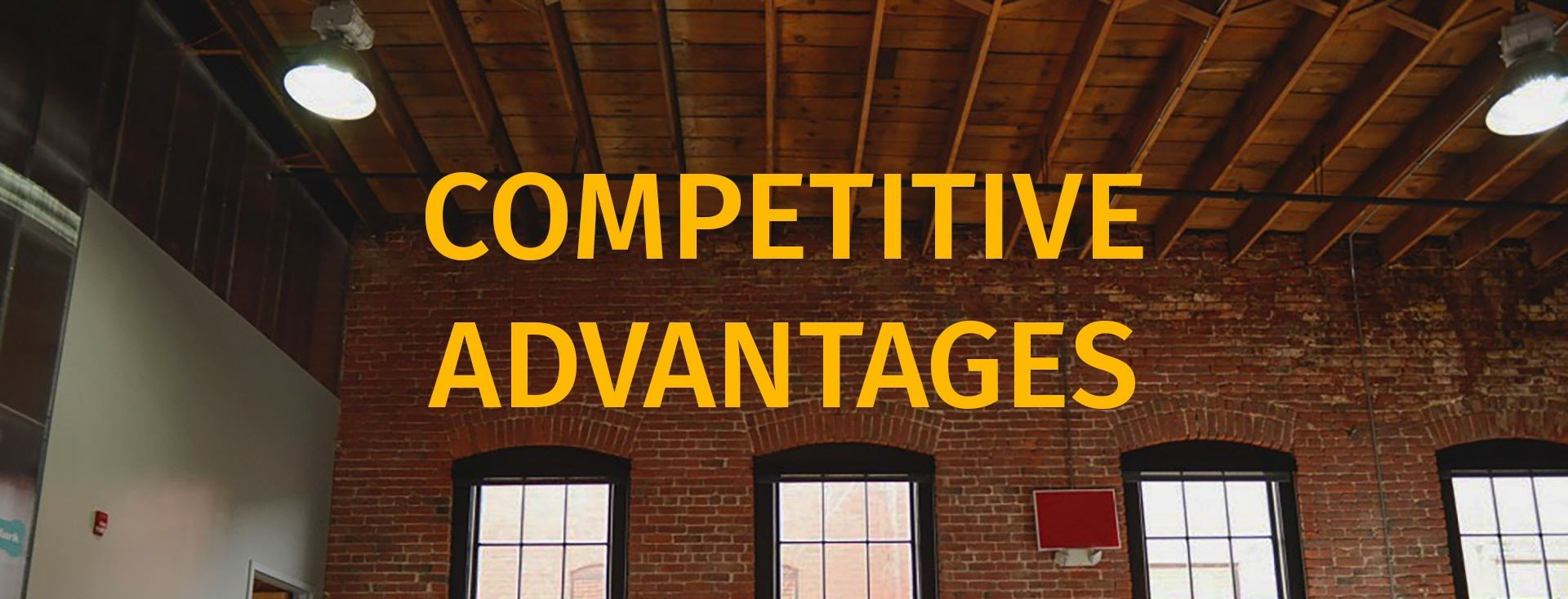Competitive Advantages to Owners