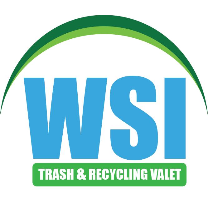 WSI Trash & Recycling Valet
