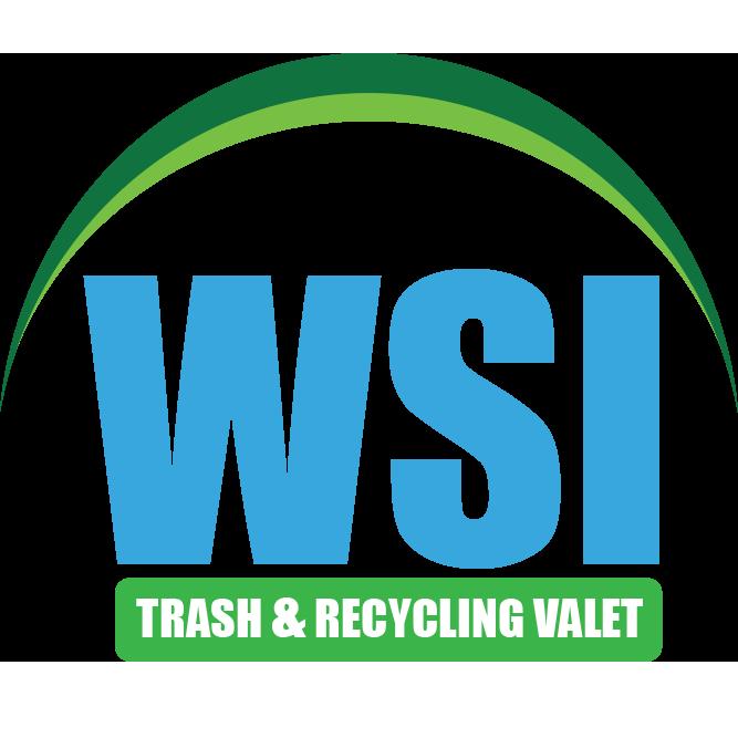 WSI Trash & Recycling Valet