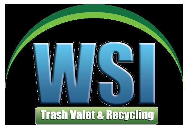 WSI Trash Valet & Recycling Logo